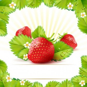 strawberry_theme_background